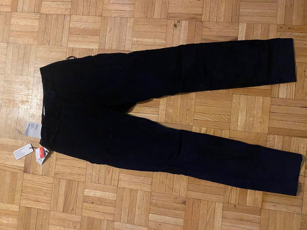 Corduroy blue pants - aritzia brand new with tags