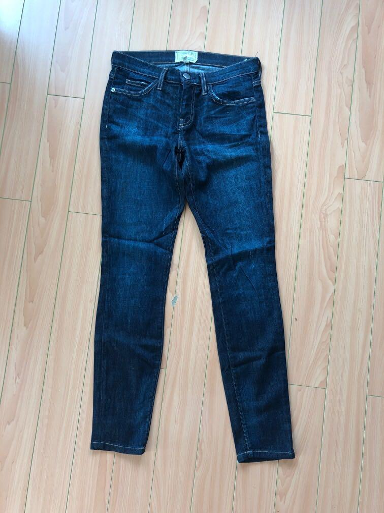 """Current Elliott """"The Ankle Skinny"""" Richmond, Size 27 Jeans"""
