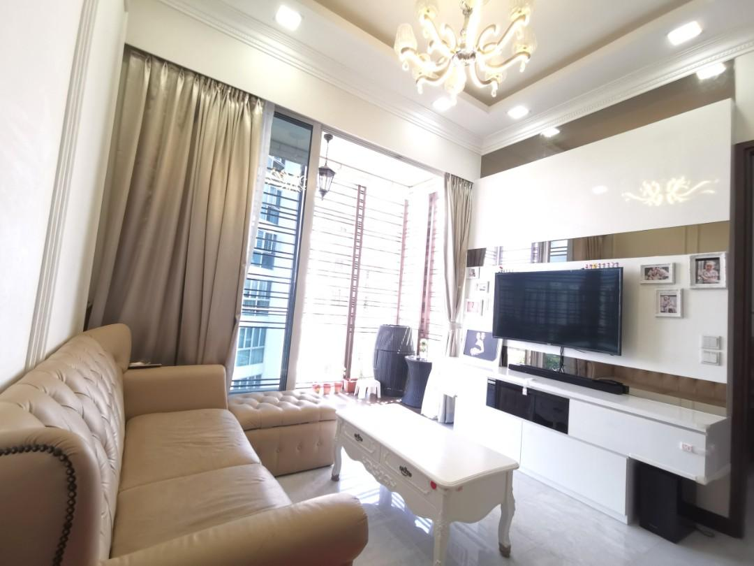 Eco Rare Soho 1 Bedder High Floor Property For Sale Condos Ecs On Carousell