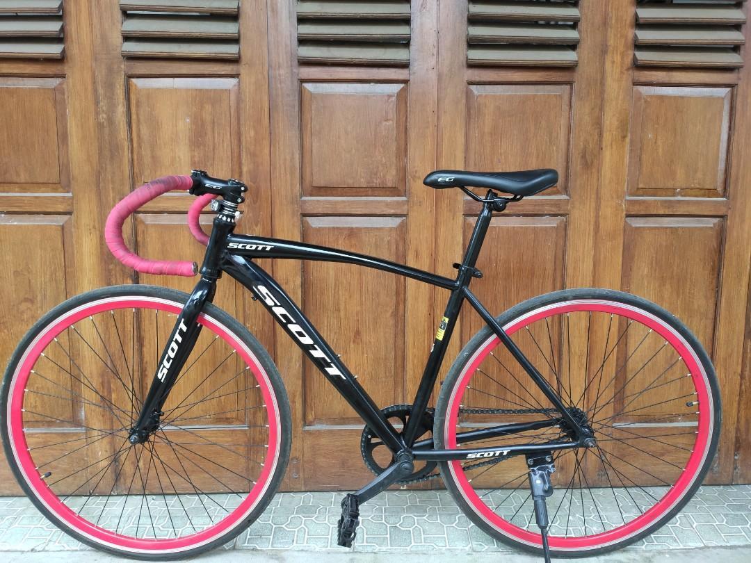 fixie / fixed gear model roadbike