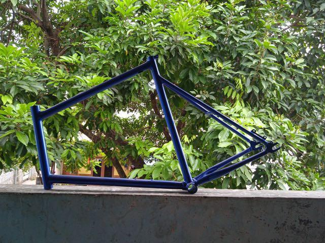 Frame federal 26 custome frame minivelo