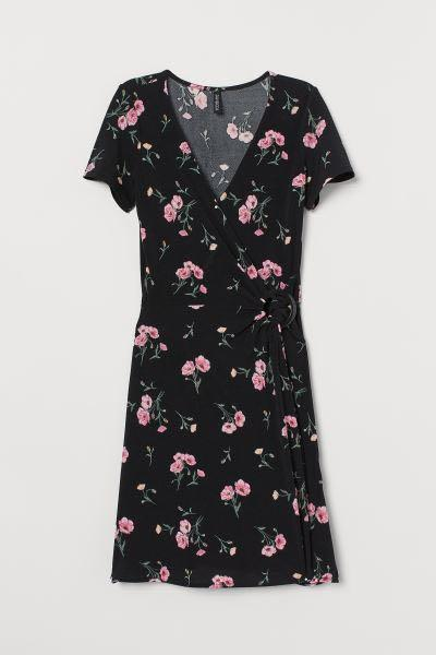 H&M floral Dress size 8