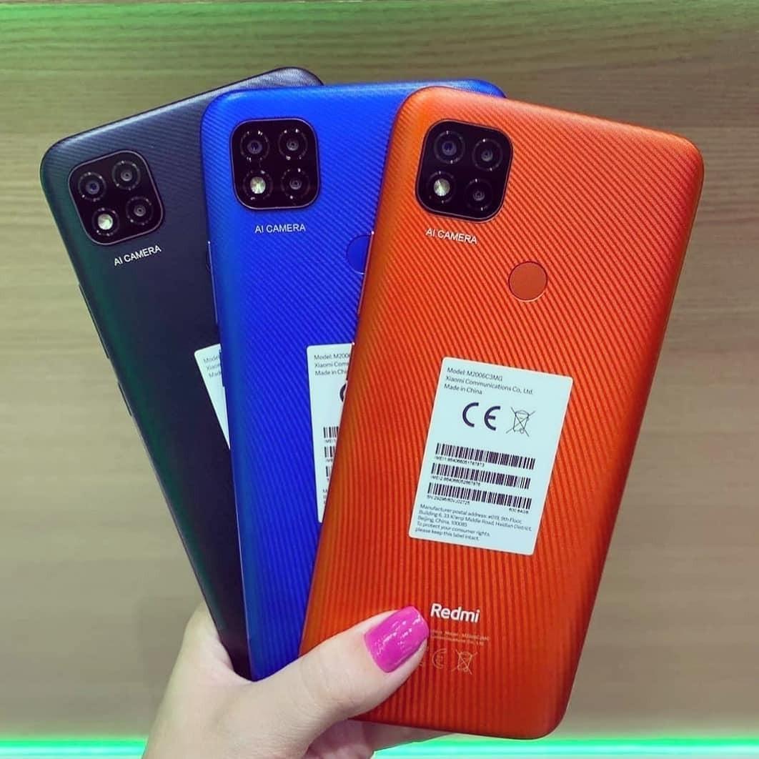 Kredit Xiaomi Redmi 9C Ram 4/64GB