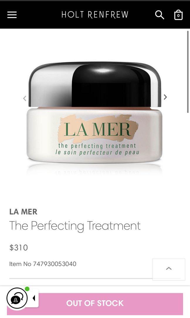 La Mer The Perfecting Treatment 1.7 oz 50 ml