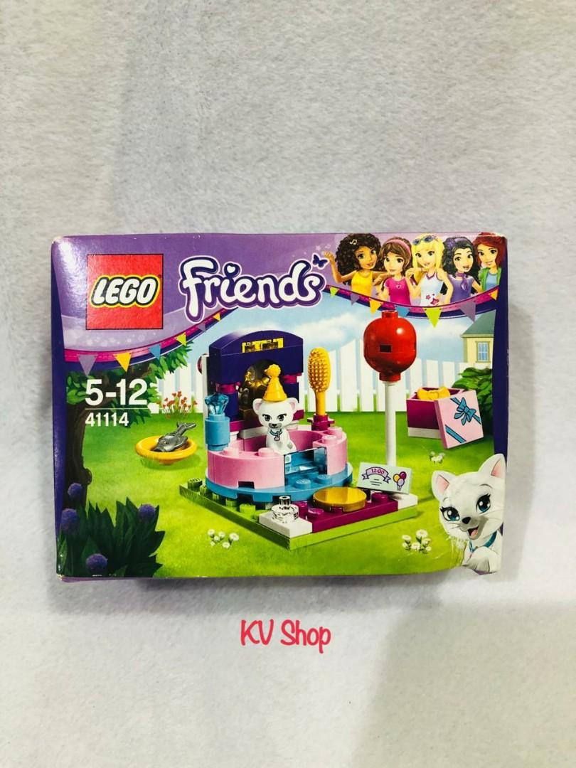 Lego Friends 5-12 41114