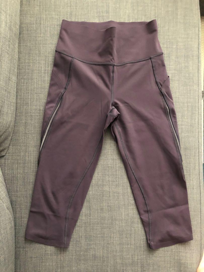 Lululemon Wunder Crop Pants