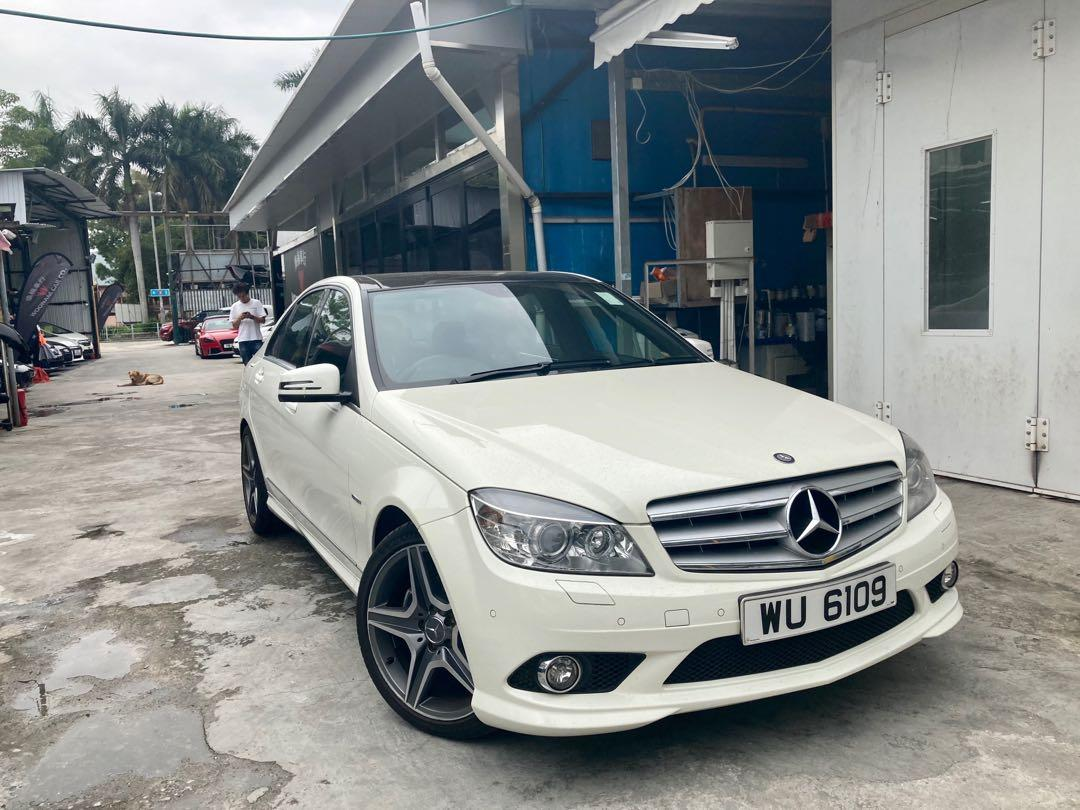 Mercedes-Benz C250 BlueEfficiency 7G-Tronic (A)