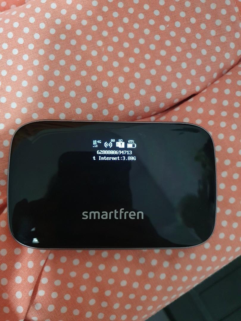 Modem wifi m6x (4G)