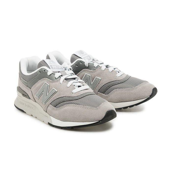 NEW BALANCE 997 元祖灰 復古 慢跑鞋 亞製 CM997HCA