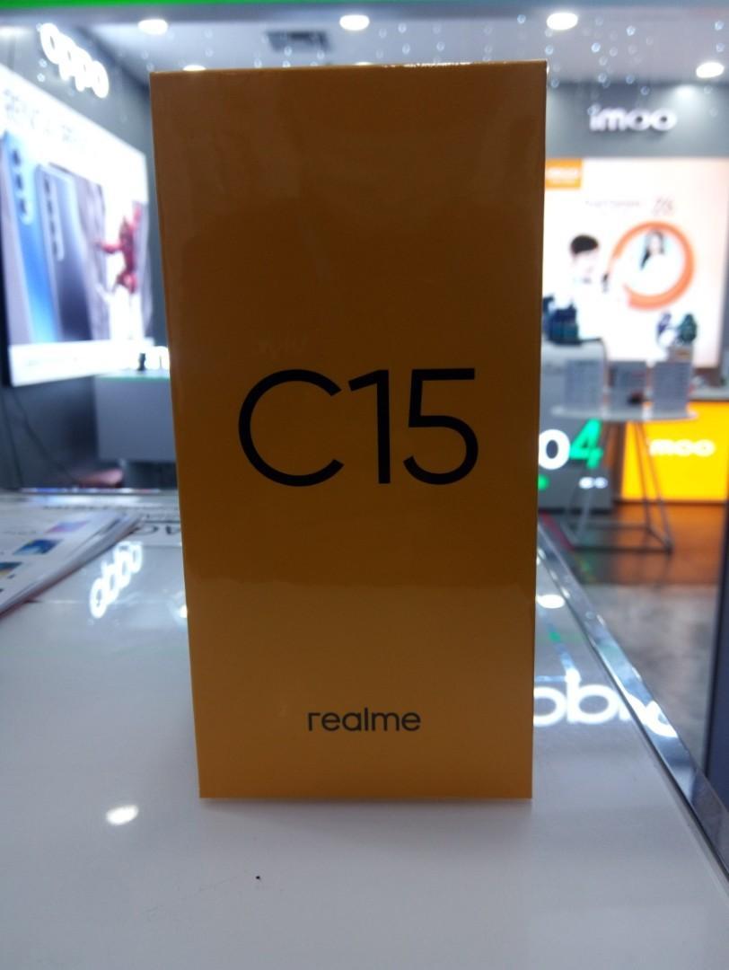 REALME C15 4/128