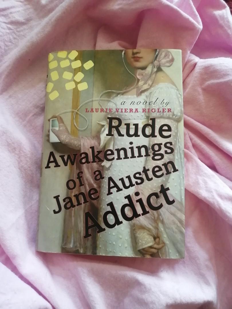 Rude Awakening/Jane Austen - Book