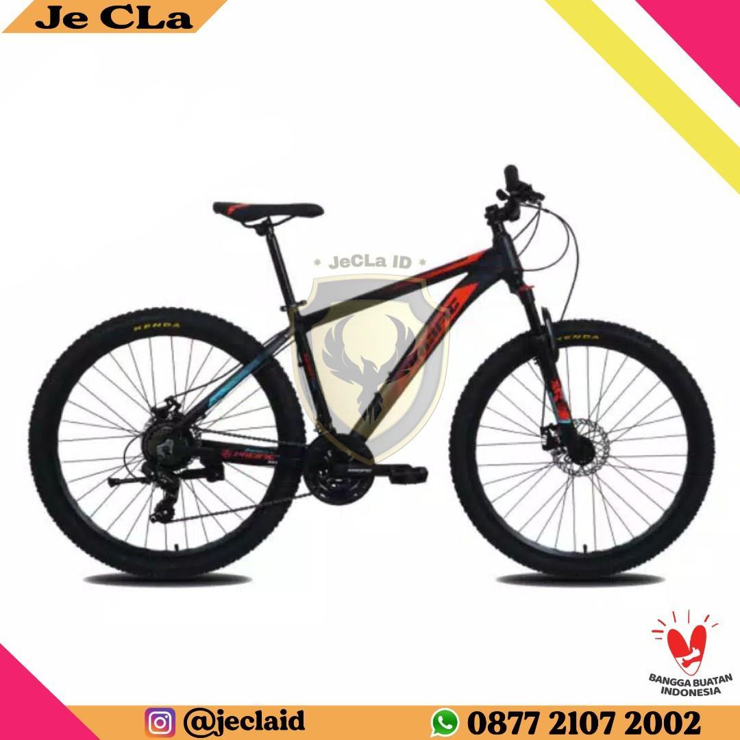 Sepeda Gunung MTB 27.5 PACIFIC INVERT 200 (Cash/Credit) Free Admin DP 165rb
