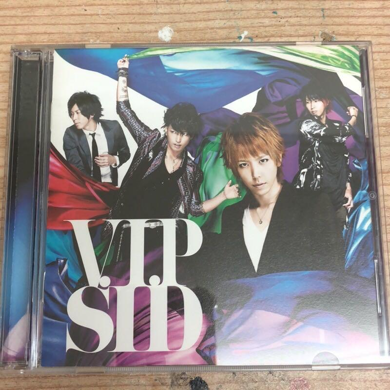 「二手」SID V.I.P 專輯