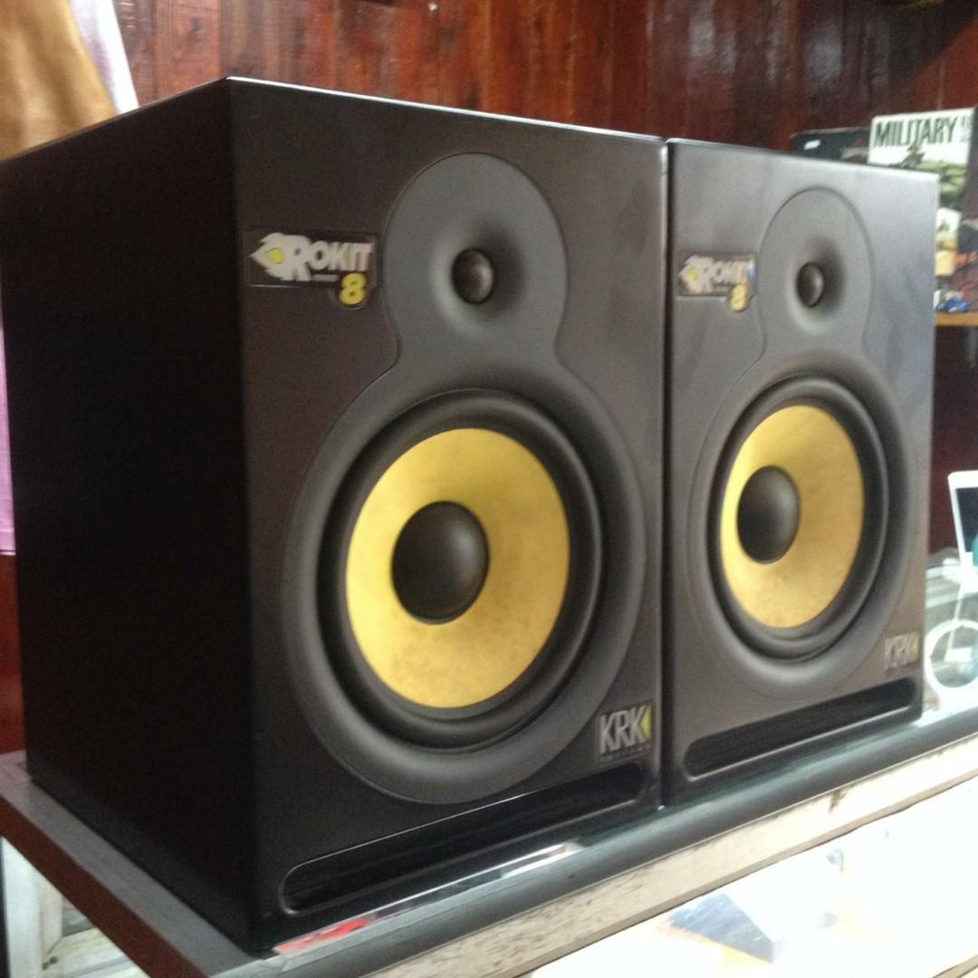 Speaker monitor KRK ROKIT 8
