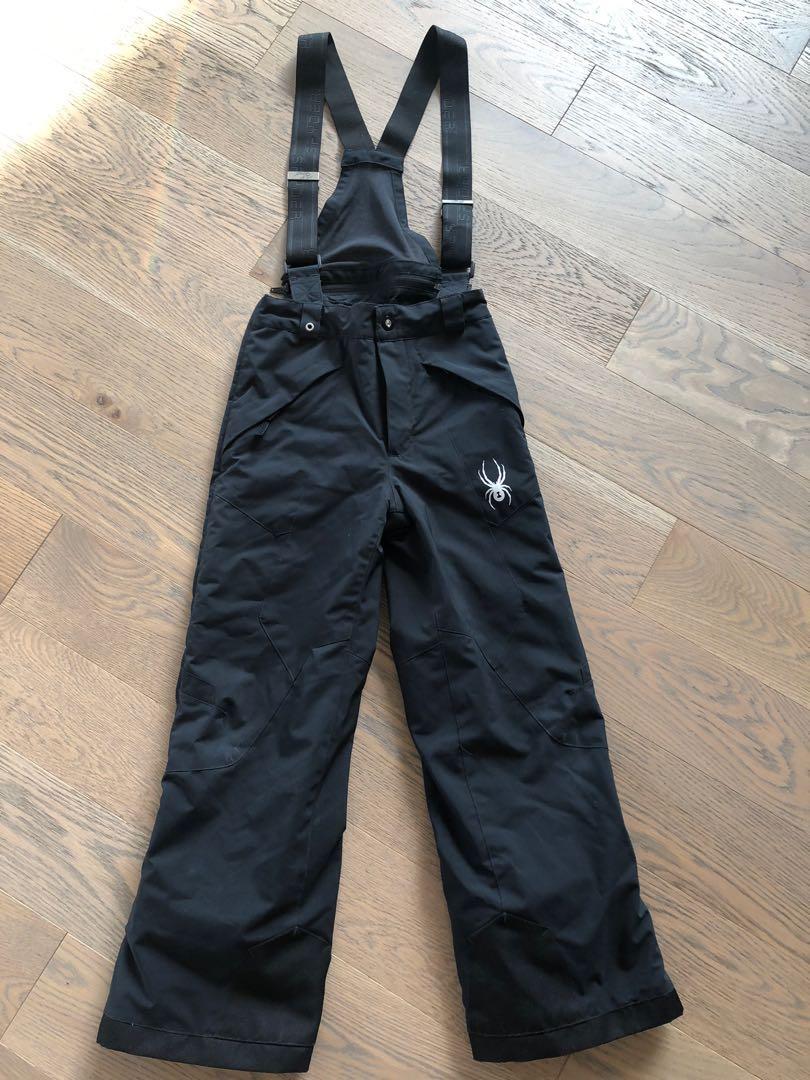 SPYDER snow / ski pants , size 12 boys