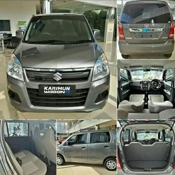 Suzuki karimun wagon