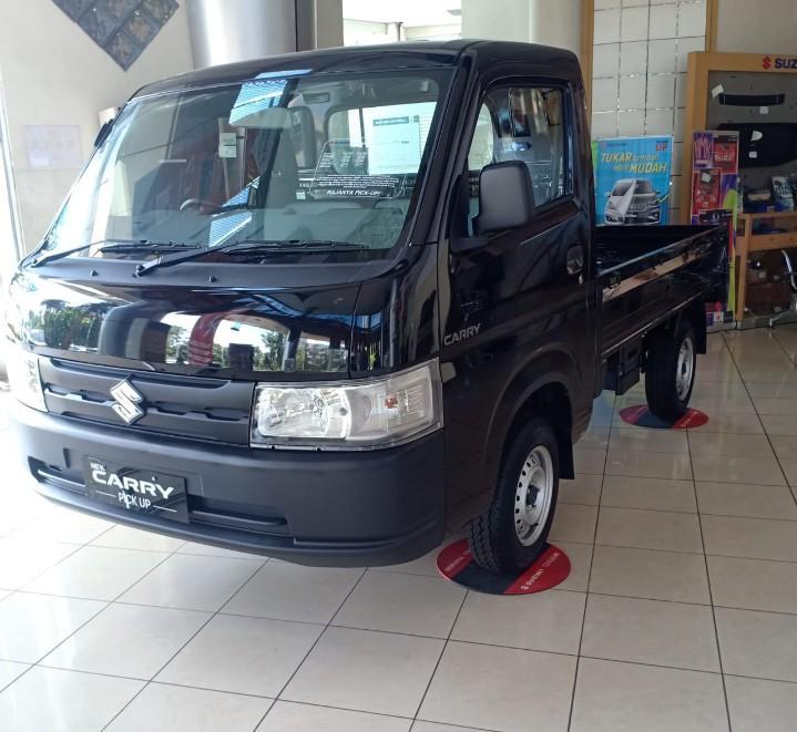 Suzuki Newcarry pickup
