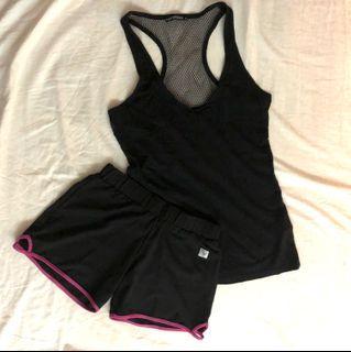 Take all gym clothes (terranova f21)
