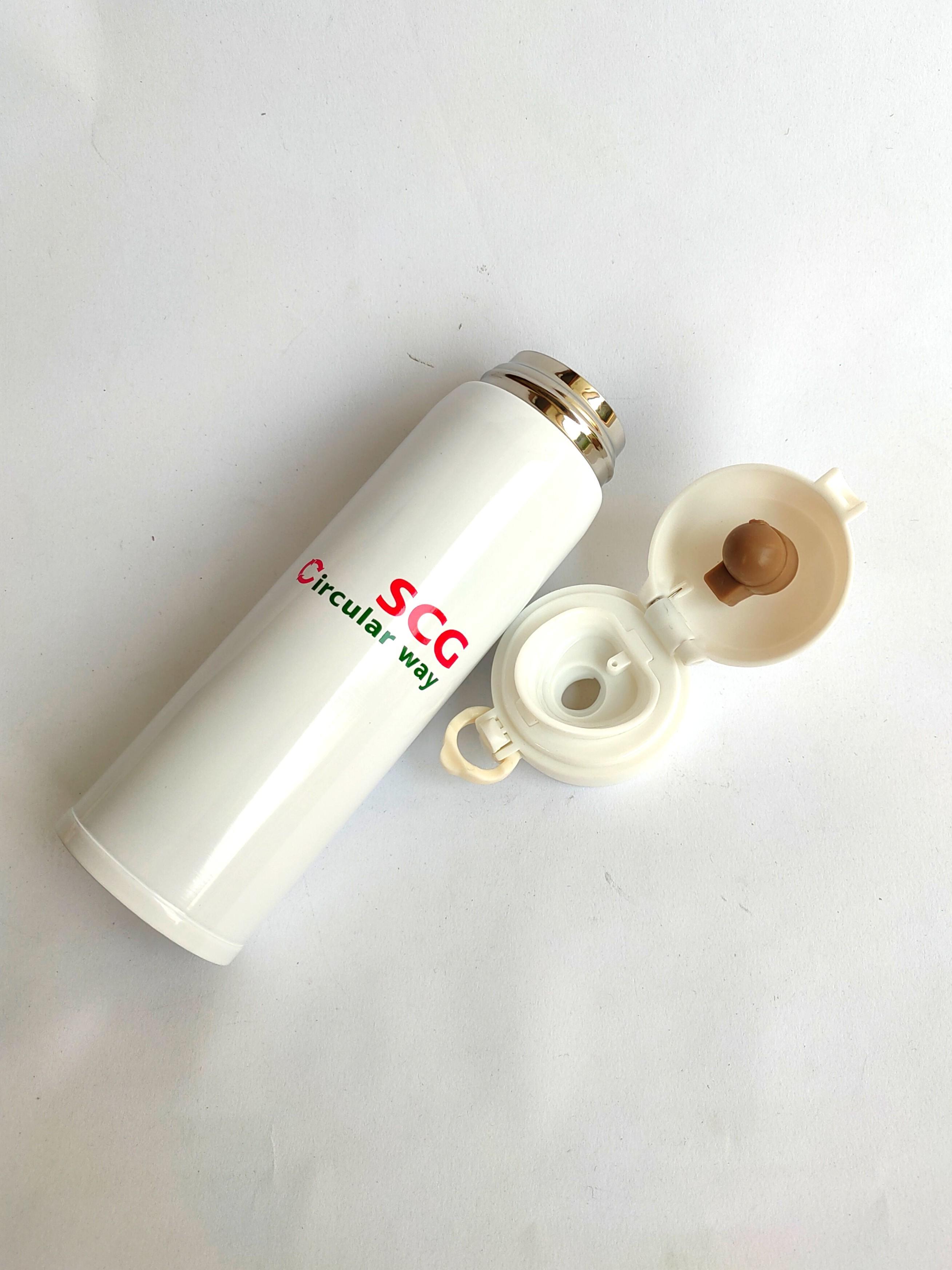 Thermos Stainless Steel SCG Putih