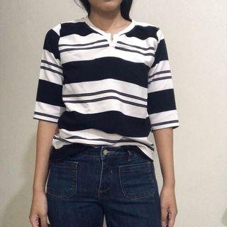 THIS IS APRIL Stripes Top