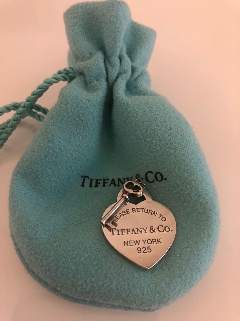 Tiffany & Co. Heart Tag Pendant