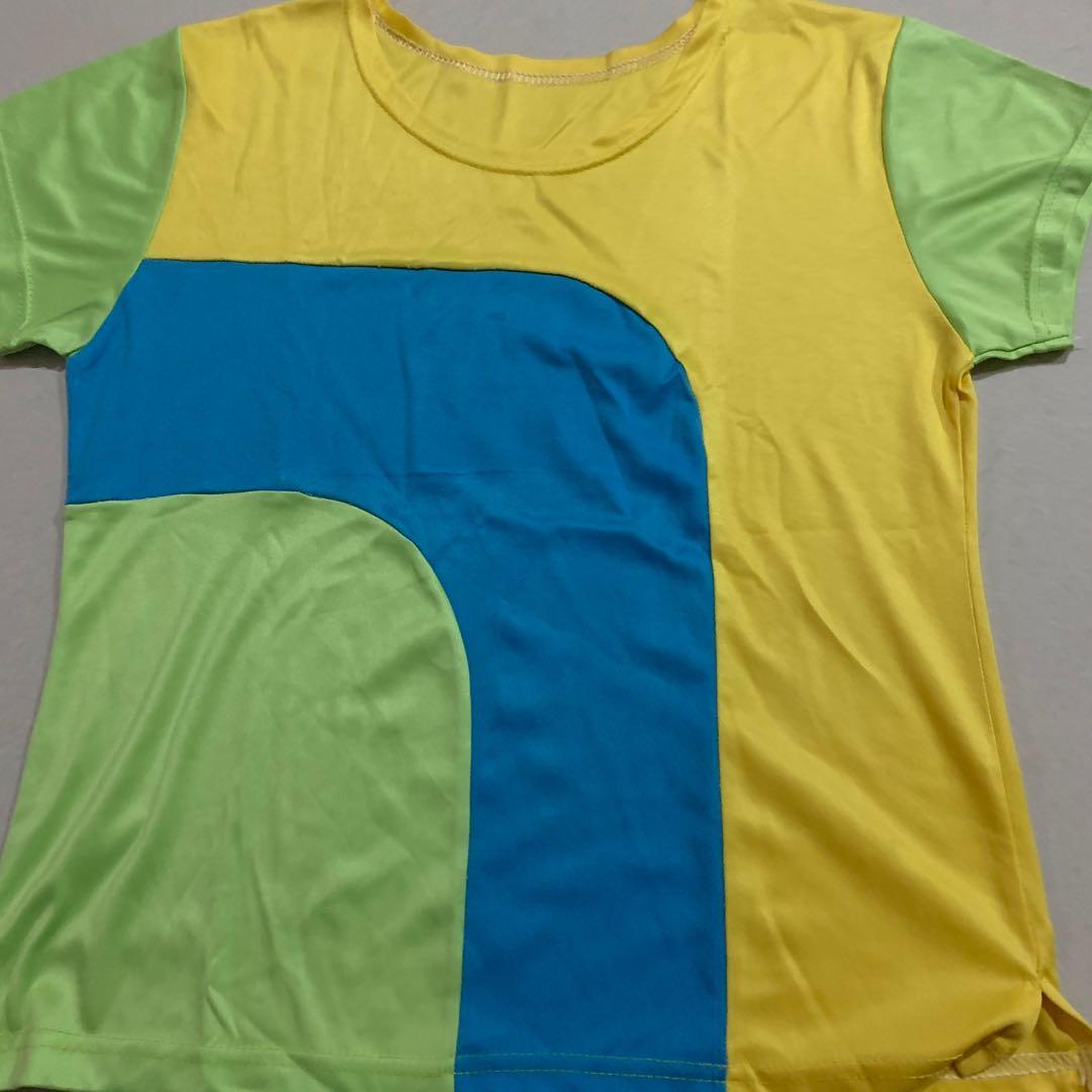 Tshirt Mashup Color