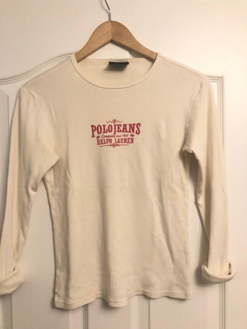 Vintage polo shirt