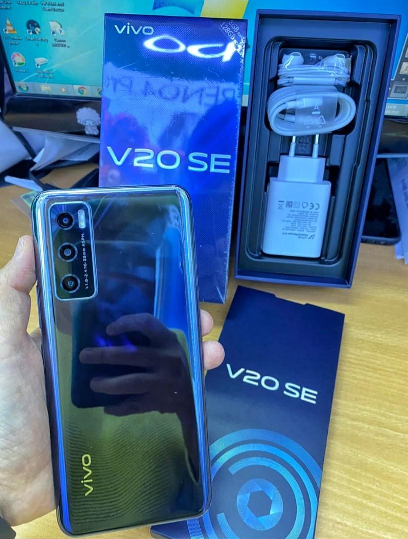 Vivo V20 SE 8GB/128GB New Bisa Kredit Tanpa CC