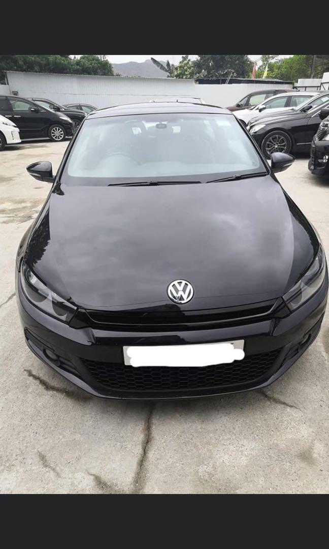 Volkswagen Scirocco 1.4 TSI DSG (A)