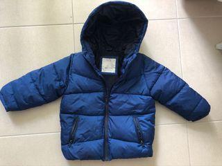 Zara Navy Boy's Jacket