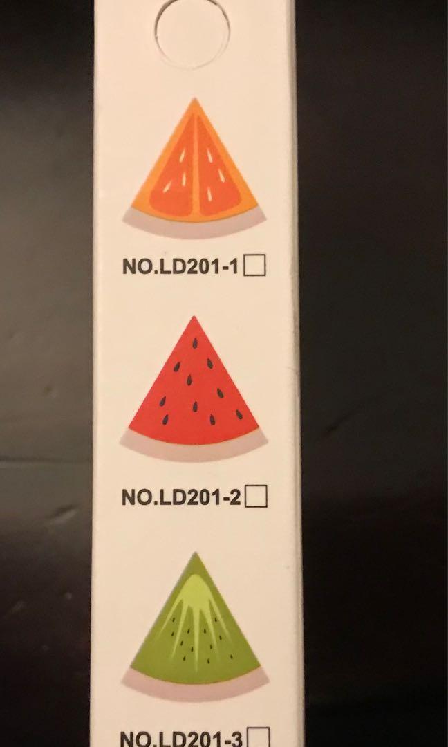 水果電風扇(奇異果款)
