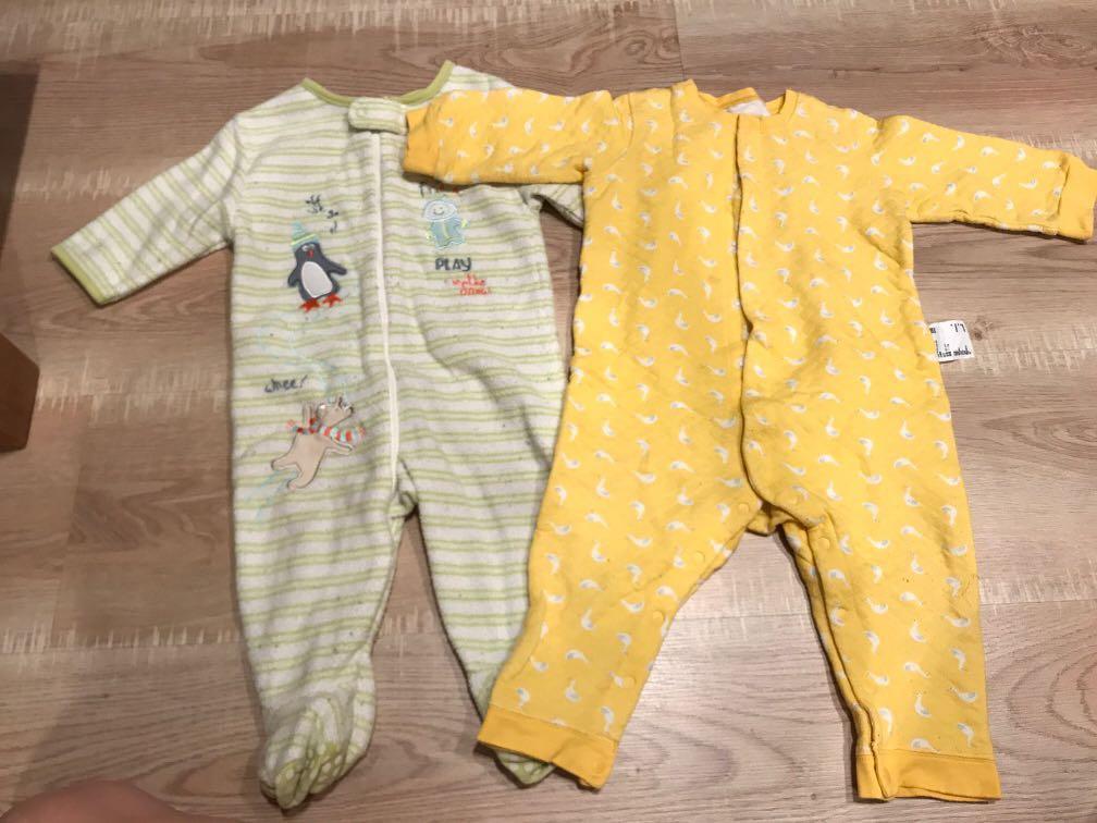 男寶女寶皆可穿的嬰幼兒兔裝