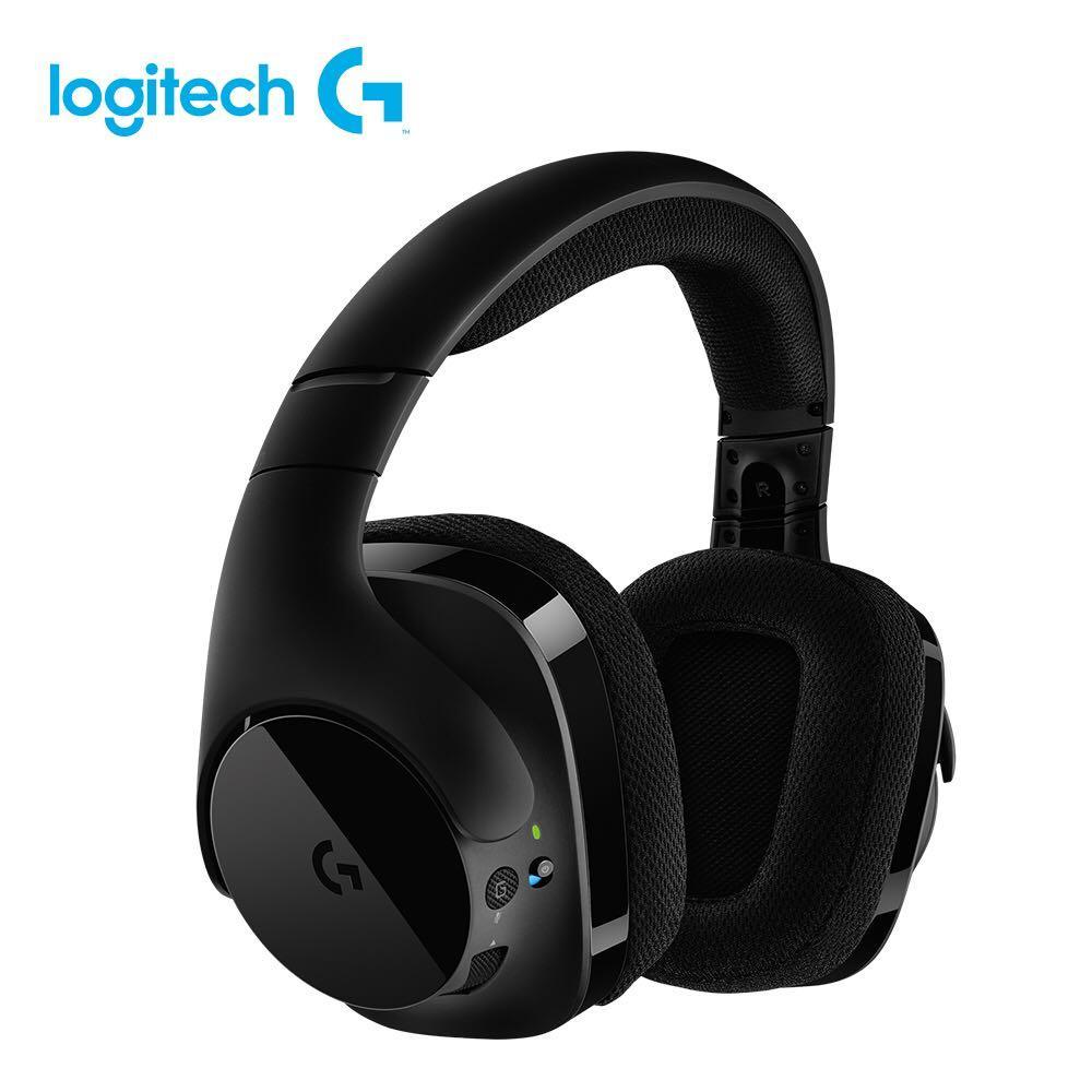 羅技 G533 無線7.1 耳機