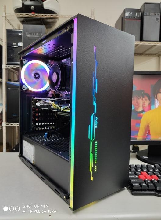 【電電電腦】十代 Intel i3 8G SSD GTX1650 蝦皮分期 GTA5 虹彩六號 三國群英M 天堂M 黃易M 模擬器多開  高雄有店面 貨到付款  幾乎可現所有線上遊戲