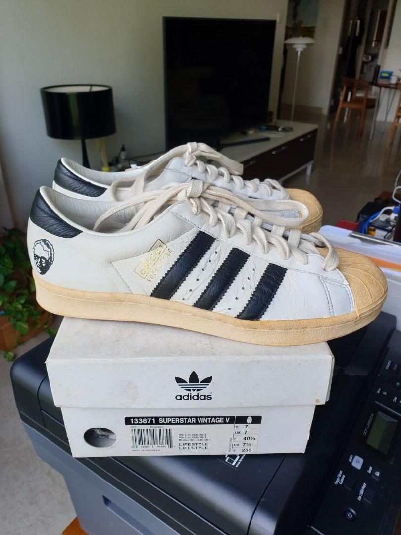 Adidas Originals Superstar 35 Anniversary Consortium No. 1 Adi ...