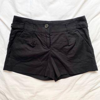 [歐美古著]A|X Armani Exchange 迷你黑短褲