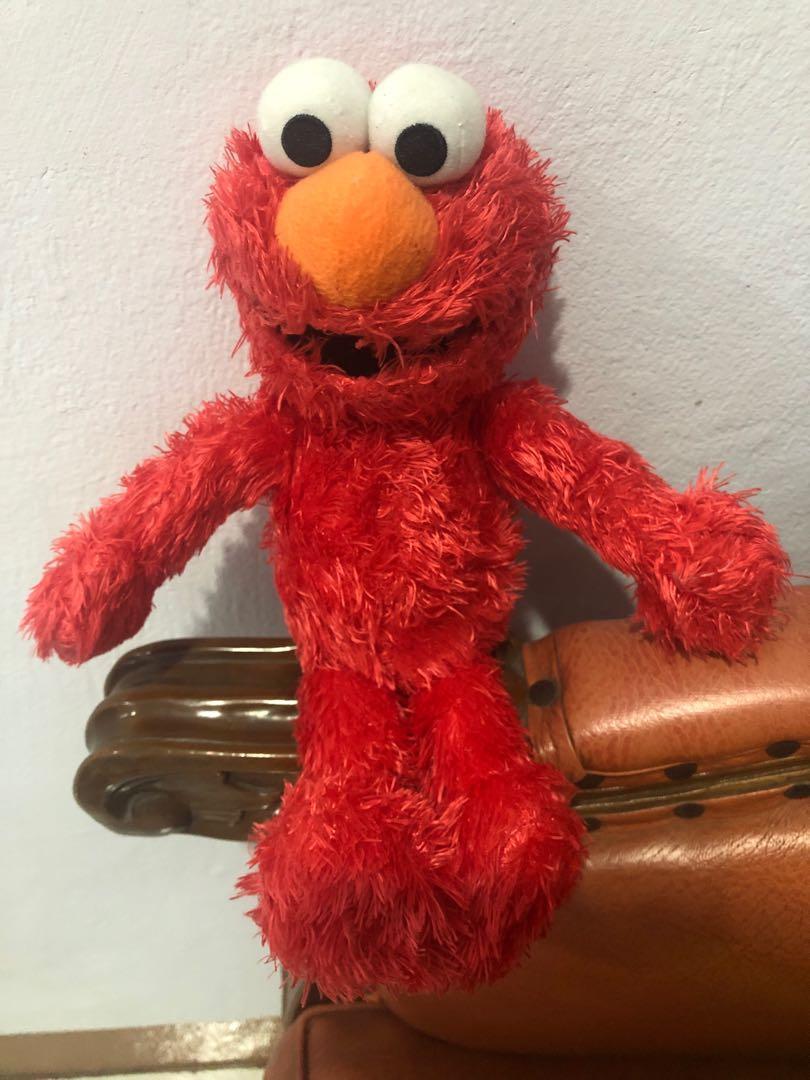 Boneka Elmo Universal Studio