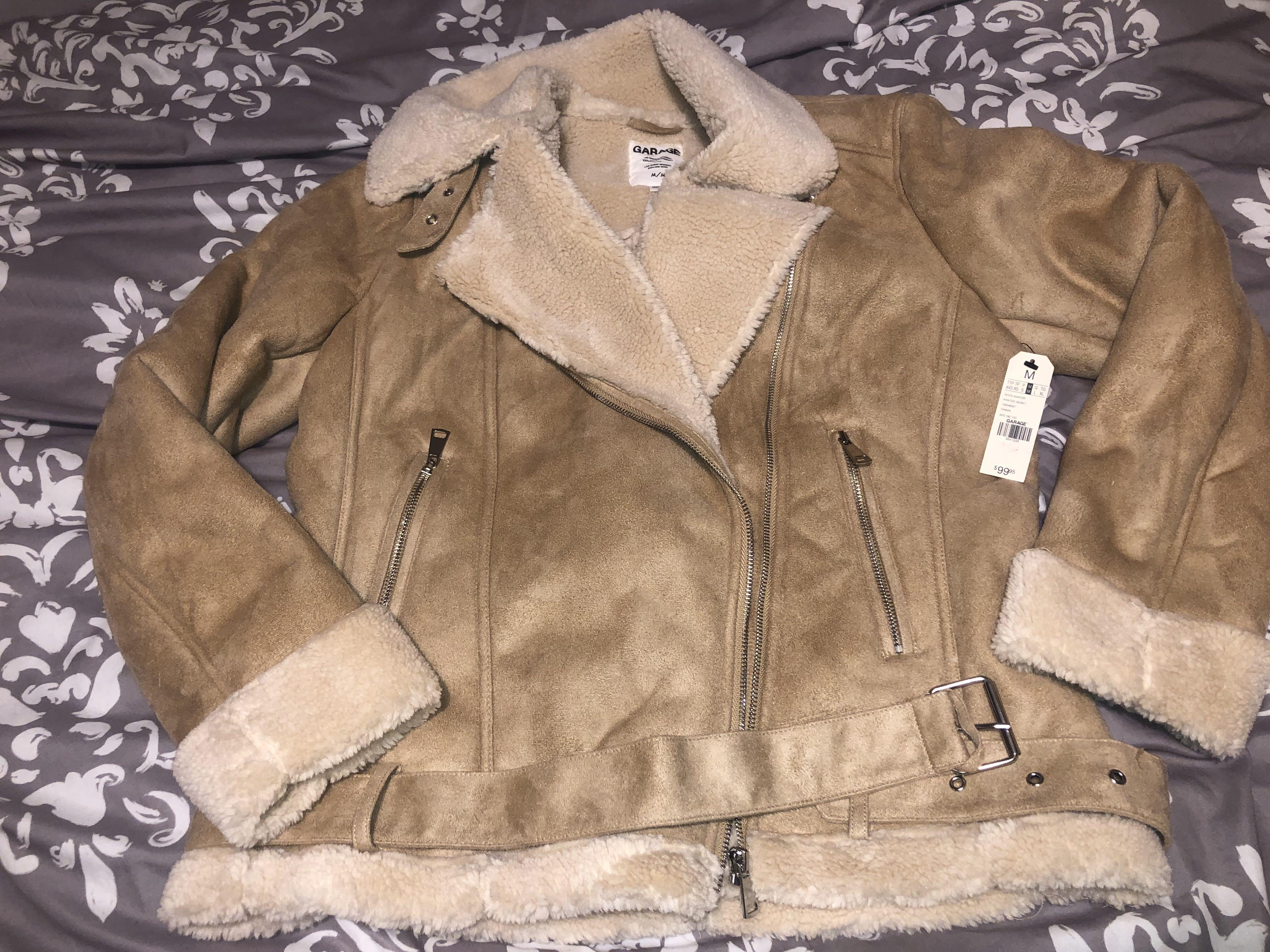 Brand new with tag fall jacket - Garage