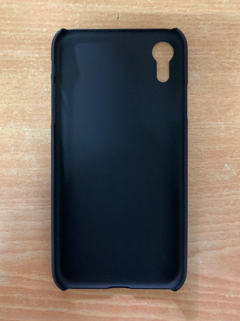 Case iPhone XR Nilkin Black