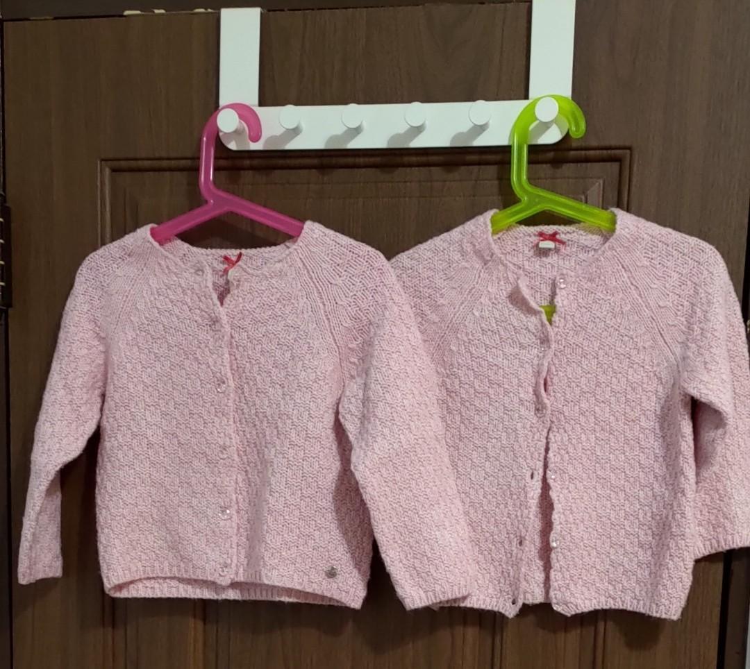 Esprit女童針織外套(92cm,98cm)