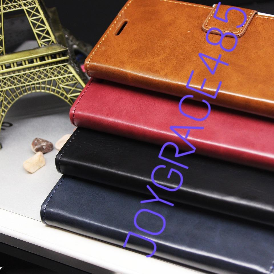 FLIP COVER WALLET OPPO RENO 4 NEW 2020 LEATHER COVER KULIT