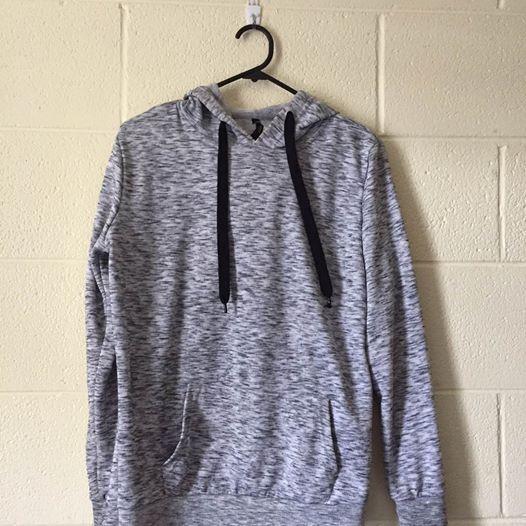 Garage grey hoodie size S $10