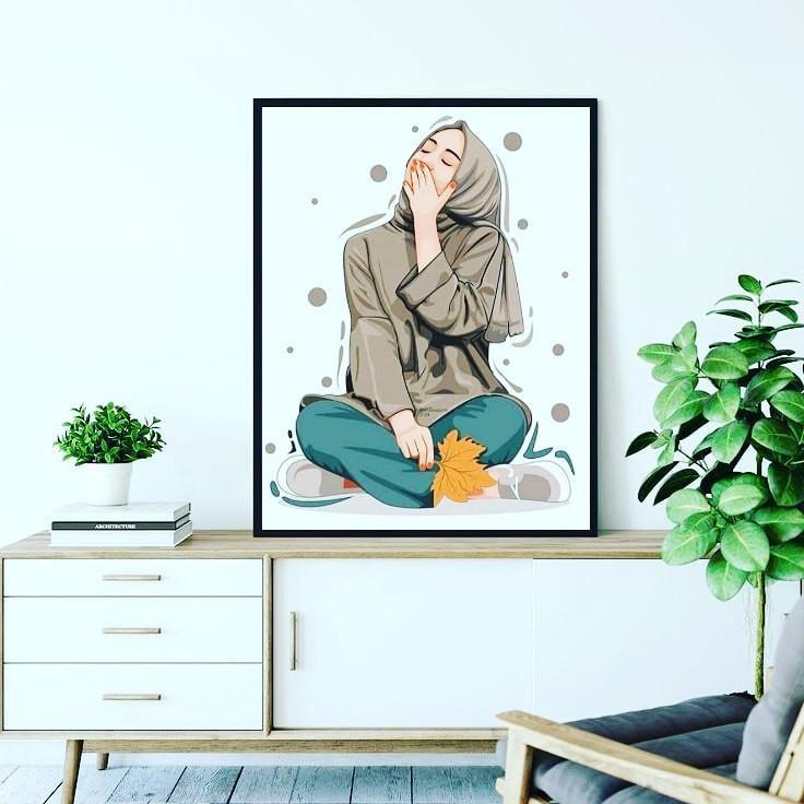 Hiasan Dinding / Home Decor / Poster