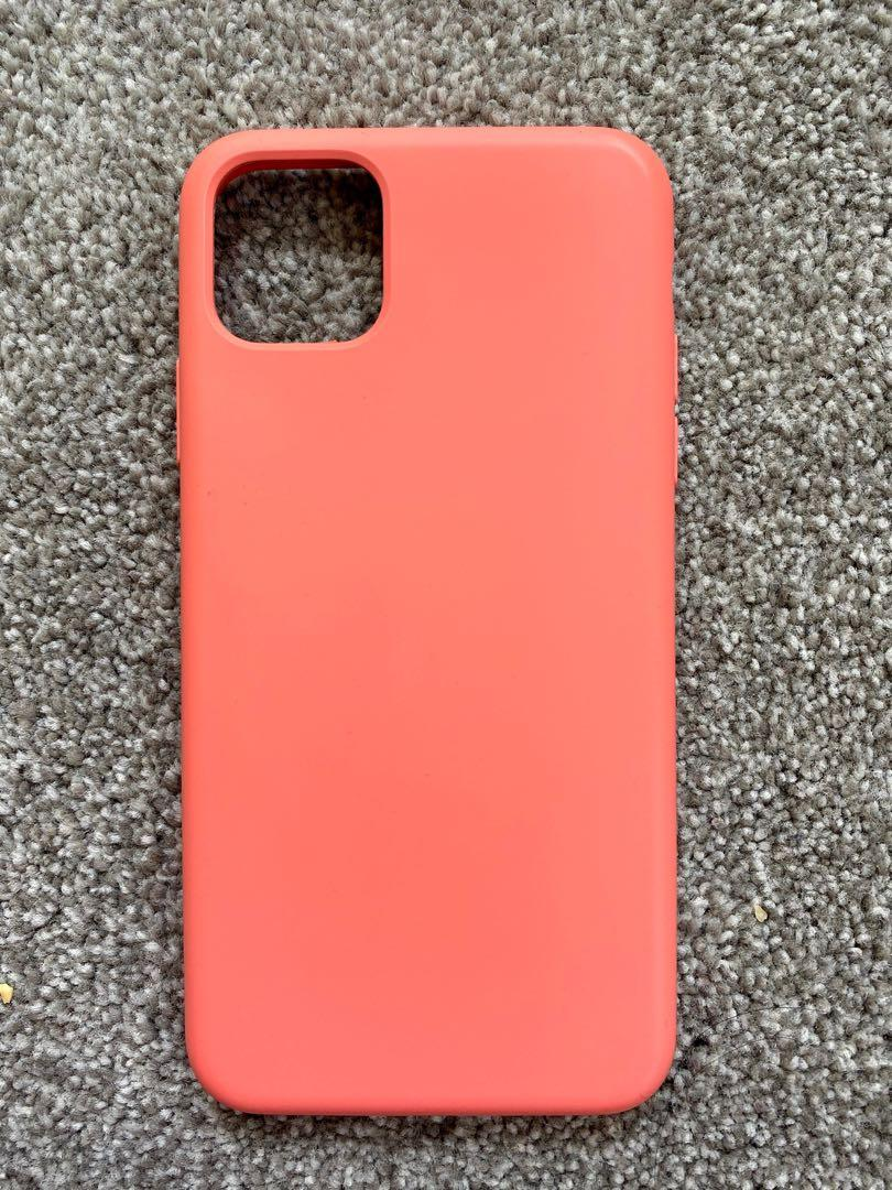 iPhone 11 Pro Max case SILICONE NEW