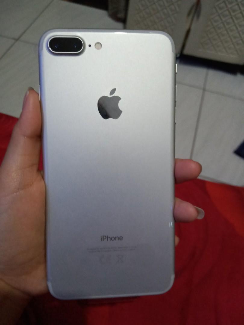 Jual Iphone 7 Plus 128 ex Ibox