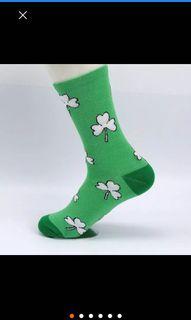 Ladies St. Patrick Day Socks - 2 pars in lot