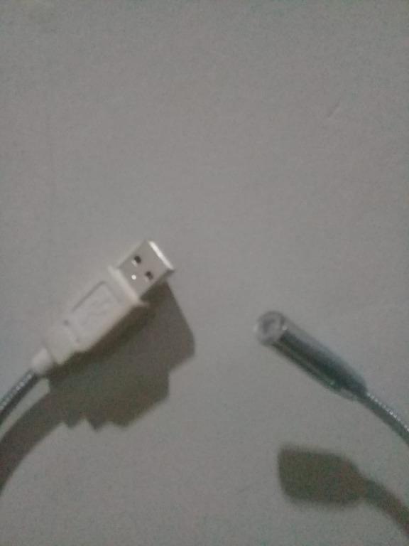 lampu USB LED untuk laptop / notebook
