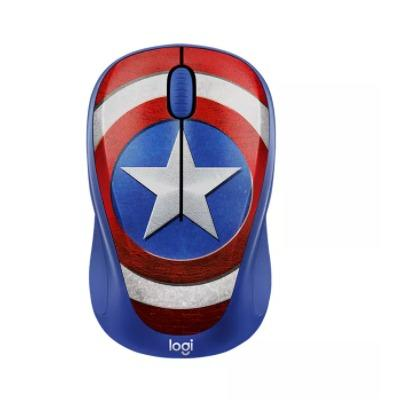 Logitech M238 Marvell Collection - Captain America