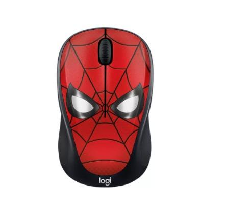 Logitech Mouse M238 Marvell Collection - Spiderman