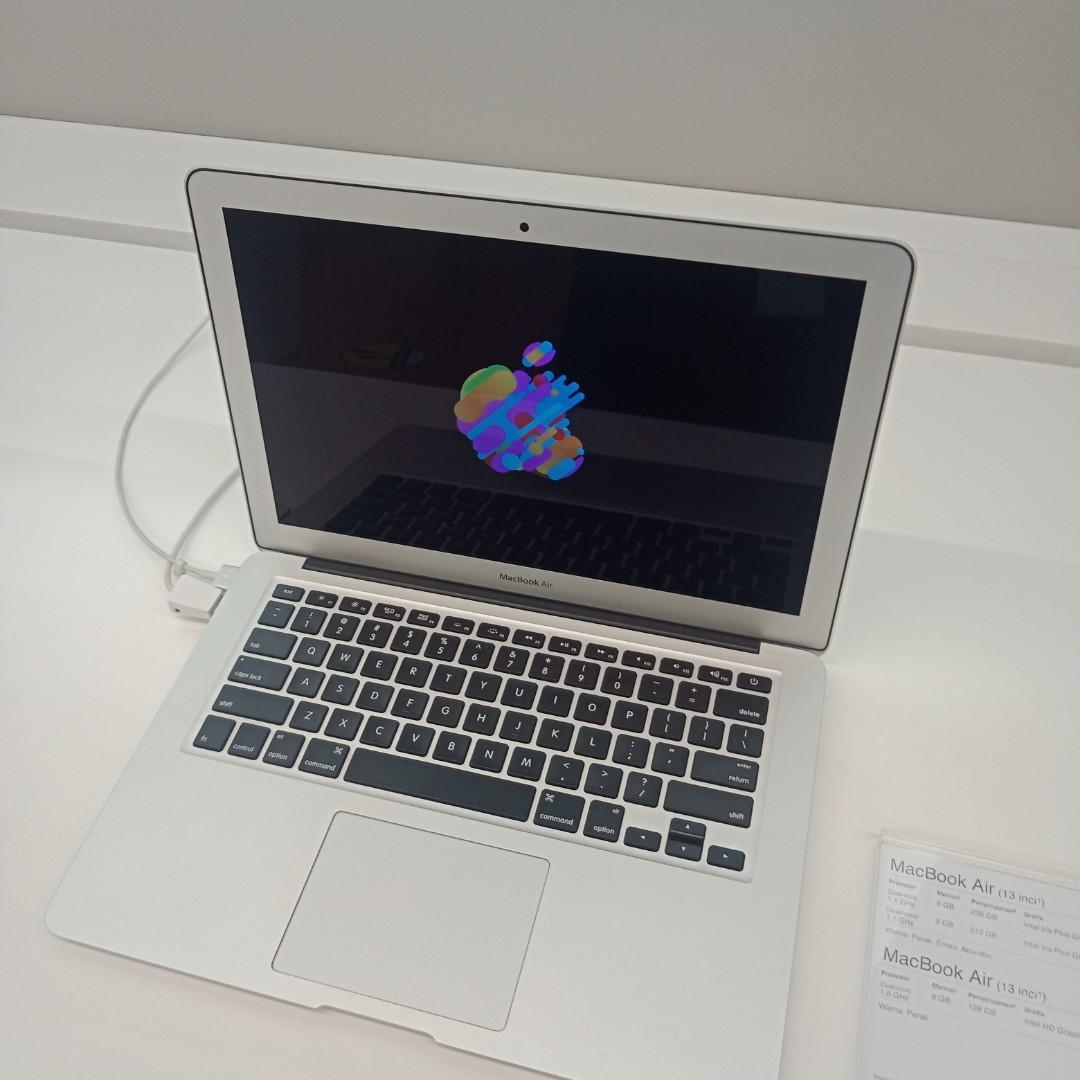 Macbook air 2017 home credit DP 1jutaan